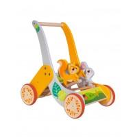 Дървени балансиращи колела и проходилки