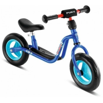 Колело без педали за деца над 2 години Puky LR M - тъмно синьо