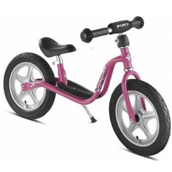 Колело за баланс за деца над 3 години PUKY LR 1L - розово