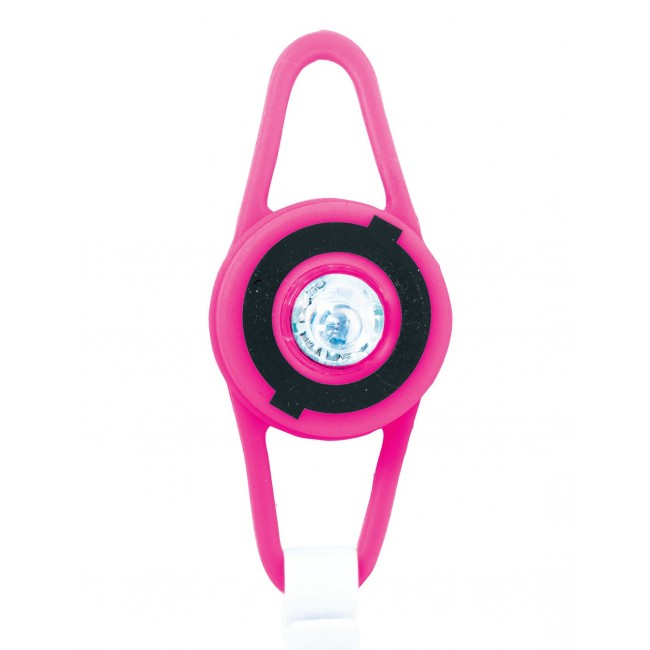 LED фенерче - Розово
