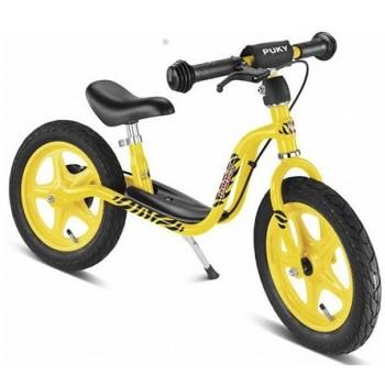 Балансиращо колело със спирачка PUKY LR 1L BR - жълто