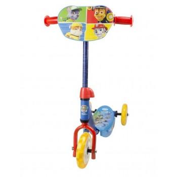 Детска тротинетка с 3 гуми синя - Пес патрул