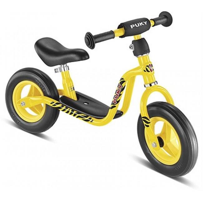 Колело без педали за деца над 2 години Puky LR M - жълто