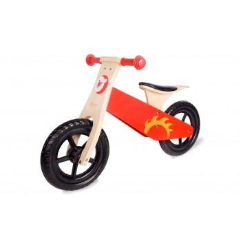 Балансиращо колело-Червено