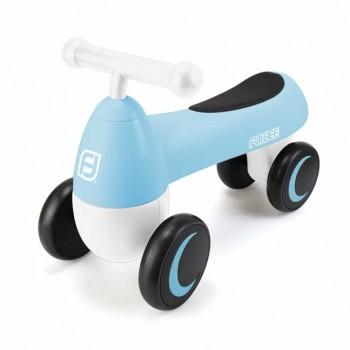 Четириколка за яздене за деца над 18 месеца, FUNBEE синя