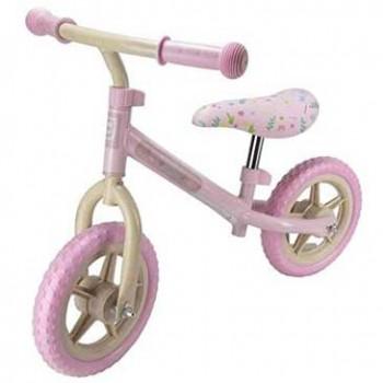 Детско колело за баланс- Розово