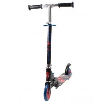Тротинетка с две колела - Спайдърмен