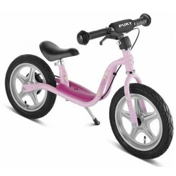 Балансиращо колело със спирачка PUKY LR 1L BR - розово