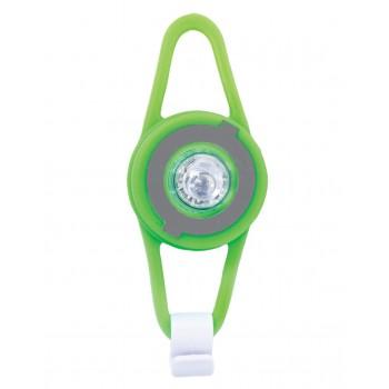 LED фенерче - Зелено