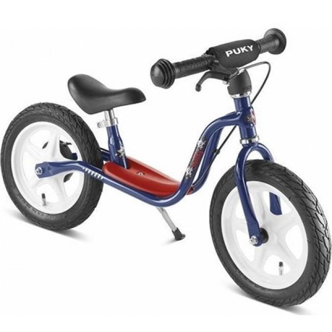 Балансиращо колело със спирачка PUKY LR 1L BR - тъмно синьо