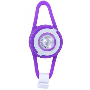 LED фенерче - Лилаво