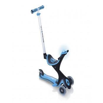 Тротинетка Evo Comfort Play - Светло синя