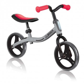 Балансиращо колело Go Bike - Червено / Сиво