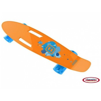 Детски мини скейтборд, FUNBEE - черен