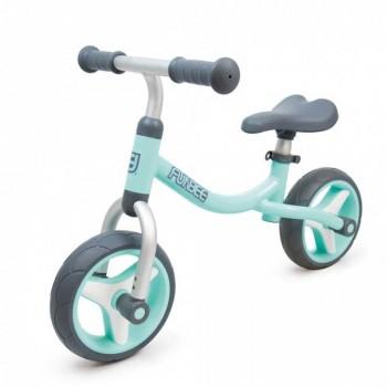 """Детско колело без педали 8"""" - синьо"""