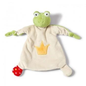 Бебешка играчка - дудунка жаба