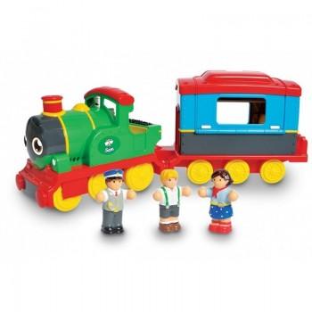 Детска играчка - Парният локомотив на Сам