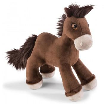 Детска плюшенa играчка - кафяво Конче
