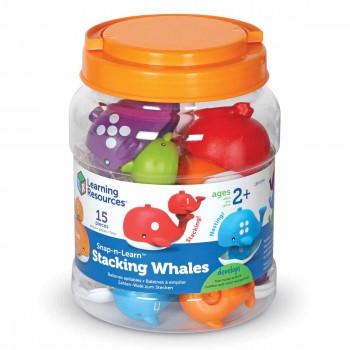 Образователна игра - Забавните китове