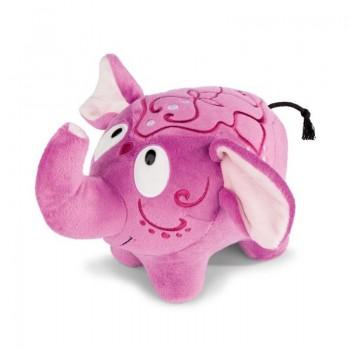 Бебешка плюшена играчка - Слонче Curcuma, 25 см