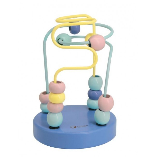 Детска дървена играчка - мини костер
