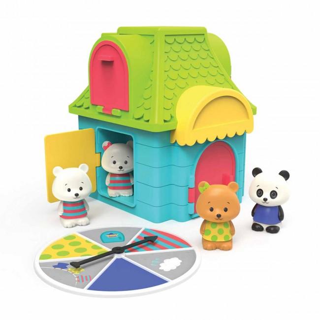 Детска игра - Намери мечетата