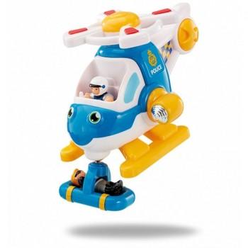 Детска играчка - Полицейския хеликоптер на Оскар
