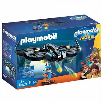 Детски конструктор Playmobil, Роботитрон с дрон
