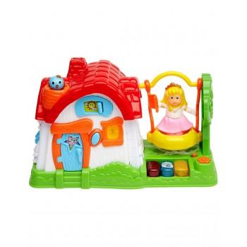 Музикална играчка - Къща на принцеса
