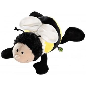 Плюшена играчка - Лежаща пчела, 20 см.
