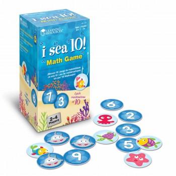 Виждам 10! - детска игра за смятане