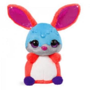 Плюшена играчка - карамеленото зайче Димдам