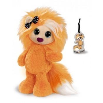 Плюшена играчка Talent оранжева, 30 см.
