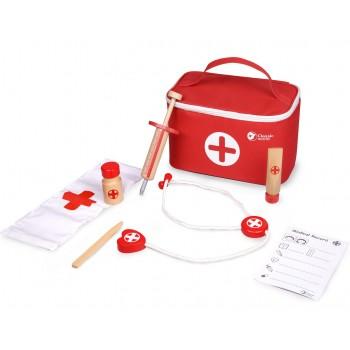 Комплект за игра - Докторско куфарче