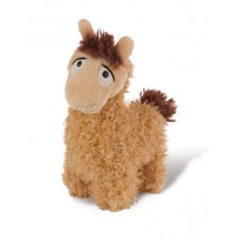 Плюшена играчка Лама Luis Lama, 15 cm