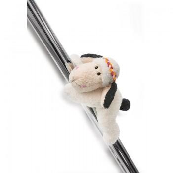 Плюшена играчка - овцата Jolly Malou с магнити, 12 см