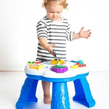 Детска маса със светлини и музика, Clementoni