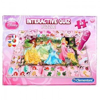 Детски интерактивен пъзел