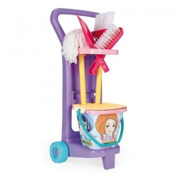 Детска играчка количка за почистване