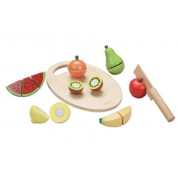 Детски комплект за рязане на плодове