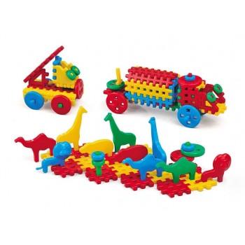 Детски конструктор - микс 150 части