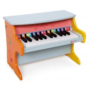 Детско шарено пиано
