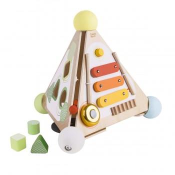 Дидактическа пирамида за деца