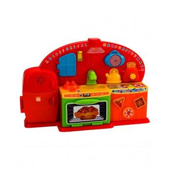 Играчка кухня за деца с мелодии и звуци