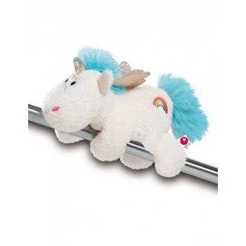 Плюшена играчка eднорогът Wingfried с крила и магнит