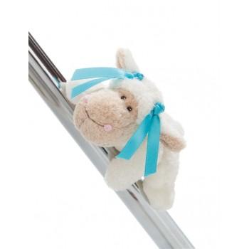 Плюшена играчка овцата Jolly с магнити 12см.