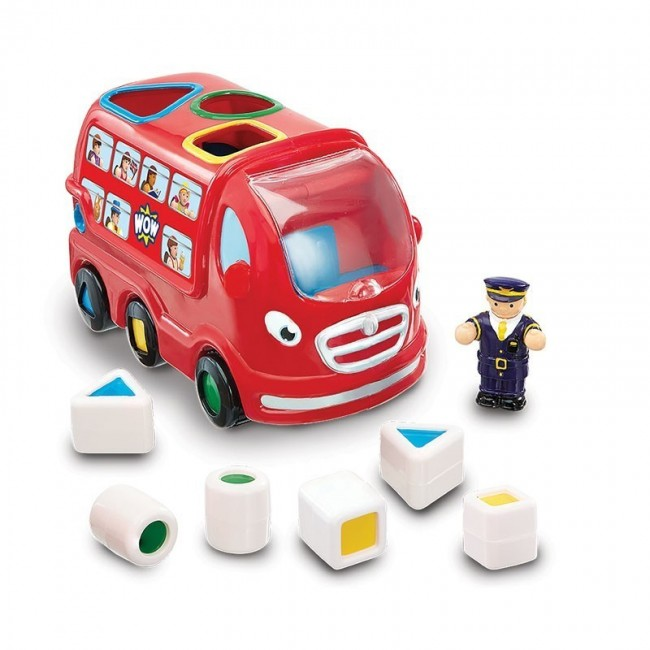Детска играчка - Лондонски автобус ЛЕО