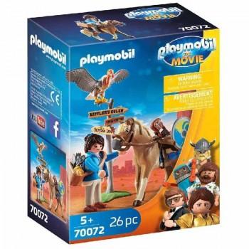 Детски конструктор Playmobil, Марла с кон