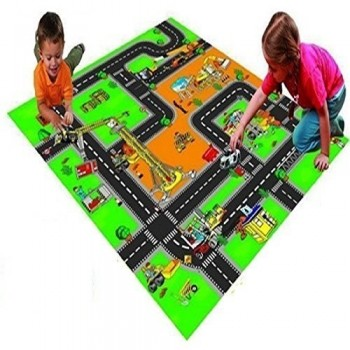 Kилимче за игра - Строителна площадка