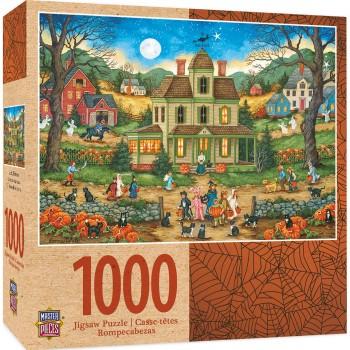 Пъзел Master Pieces от 1000 части - Щастливи 13, Бони Уайт